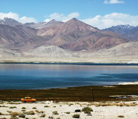 Karakul Météorite Tadjikistan Photo du Jour