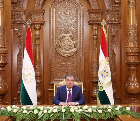 tadjikistan président ramadan