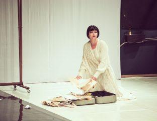 Anna Akhmetova théâtre Route de Kitej Anna Naumova scène