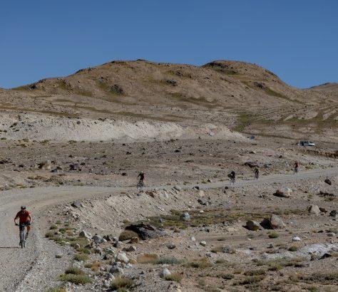 A vélo dans le Pamir