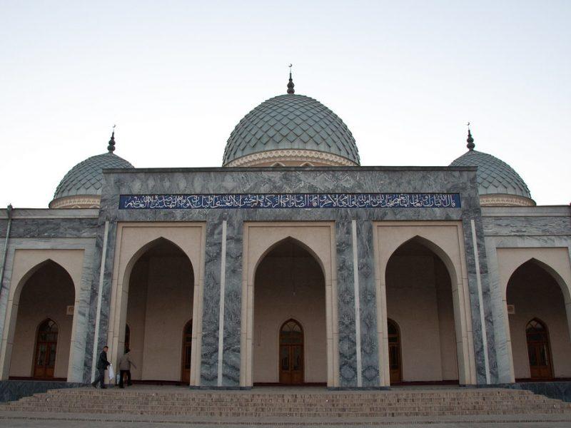 Mosquée Juma Tachkent Ouzbékistan