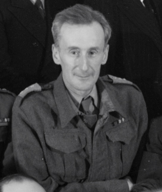 Józef Czapski uniforme janvier 1943