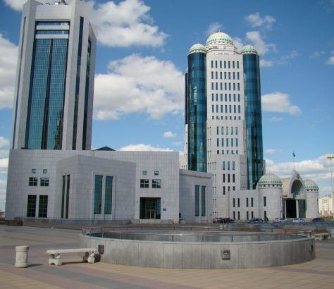 Kazakhstan Astana Noursoultan Parlement
