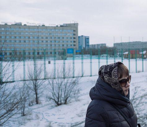 Semeï Kazakhstan Semipalatinsk Winter