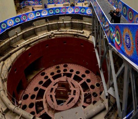 rogun hydroélectricité tadjikistan turbine