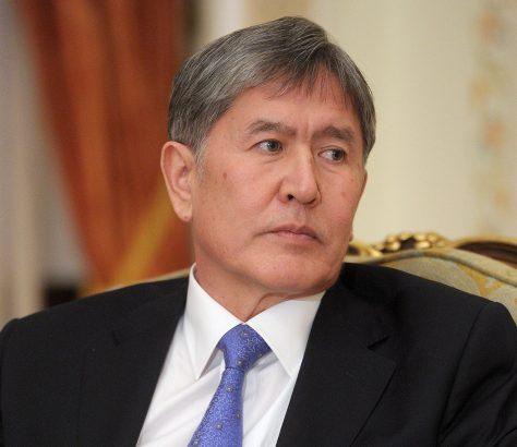 Almazbek Atambaïev