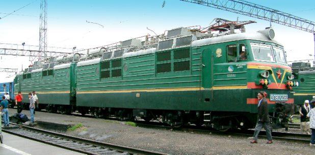 Train Chemin de fer Asie centrale Compétition Région Transports