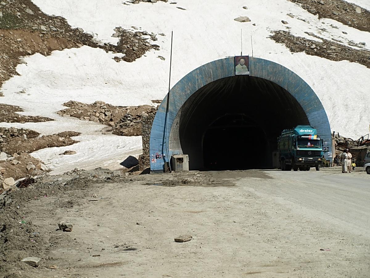 Tunnel Nord Salang Afghanistan