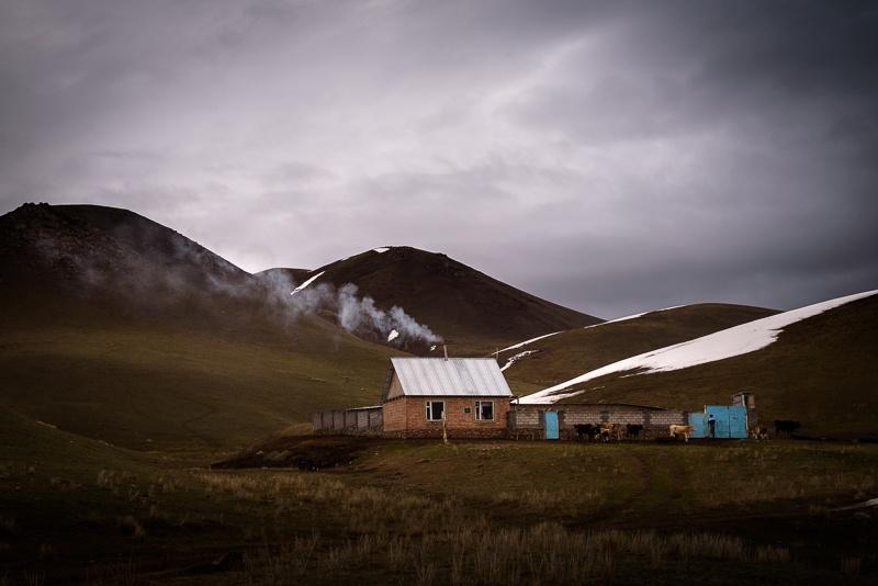 Antoine Béguier Kirghizstan Exposition
