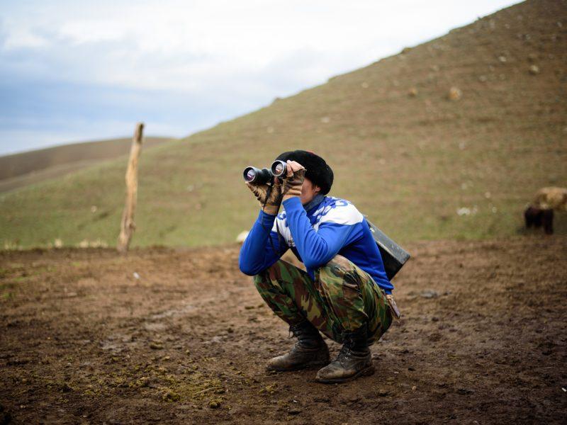 Elevage Montagne Kirghizstan Photo du Jour Antoine Béguier