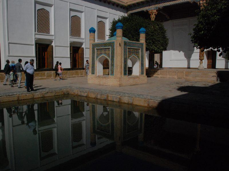 Mausolée de Bahaouddin Naqshbandi Ouzbékistan Boukhara