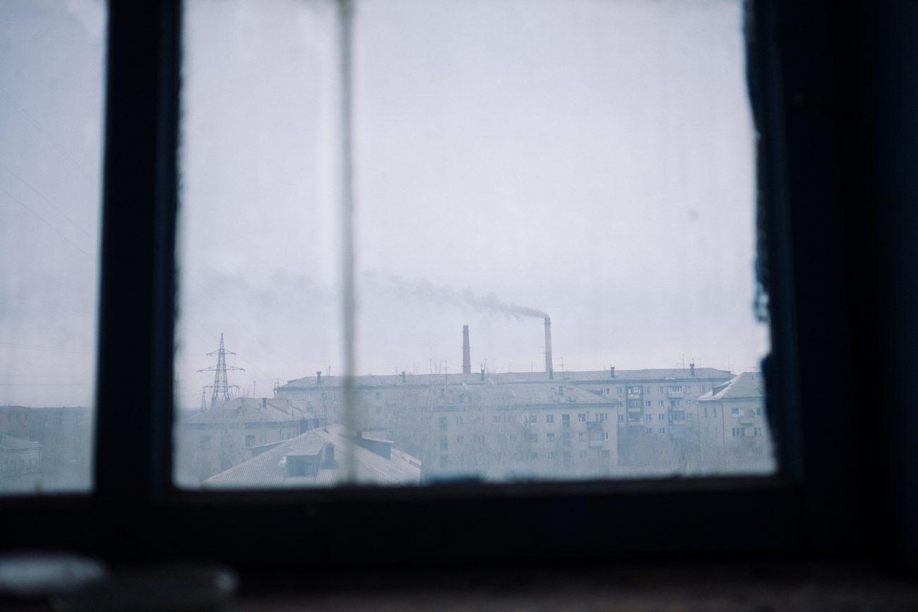 Usines Cemei Kazakhstan Photo du Jour