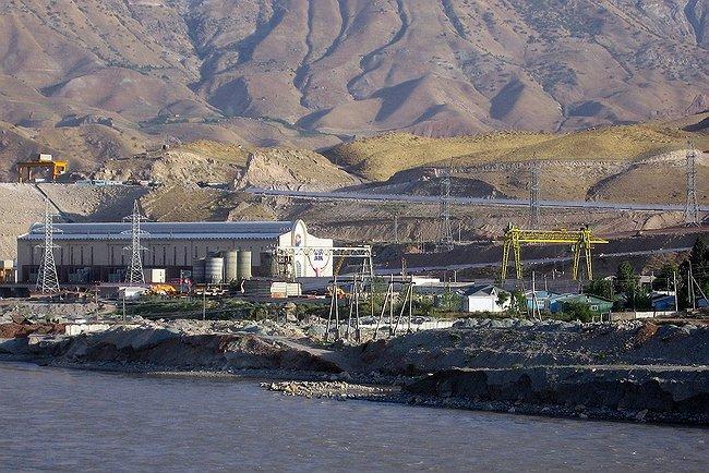 Centrale Hydroélectrique Sangtuda 1 Afghanistan