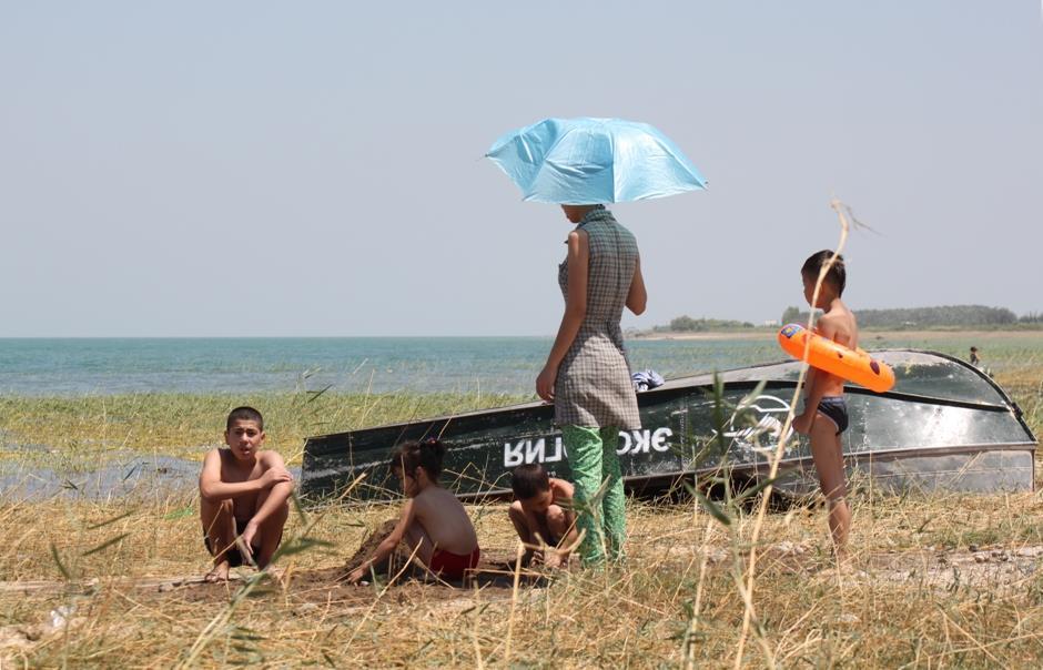 canicule asie centrale chaleur climat réchauffement