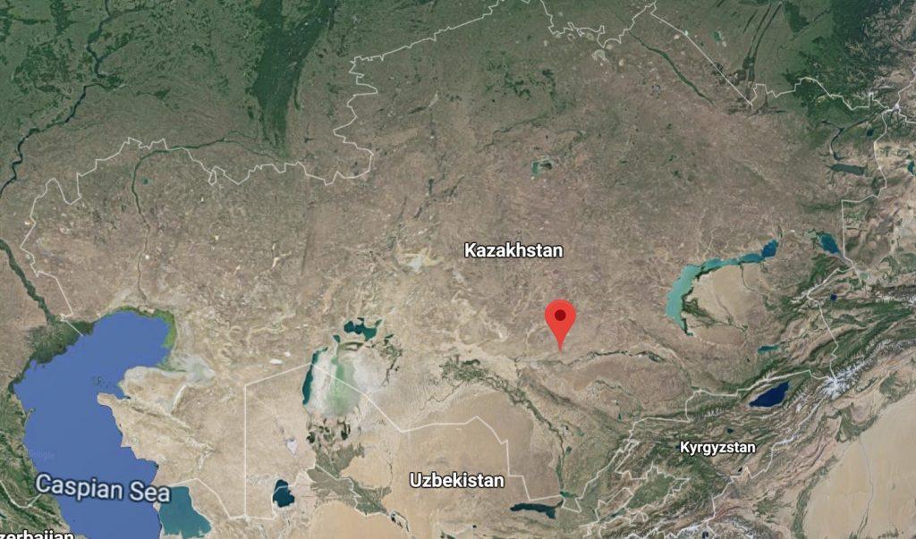 mine uranium orano kazakhstan carte