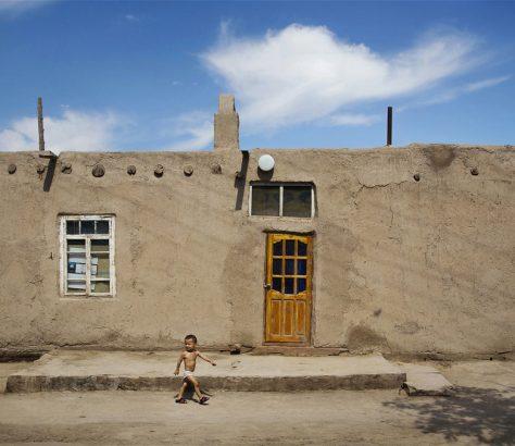 ruelle Khiva Ouzbékistan Photo du jour
