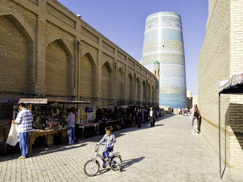 Kazakhstan Ouzbékistan Concurrence Economie Asie centrale