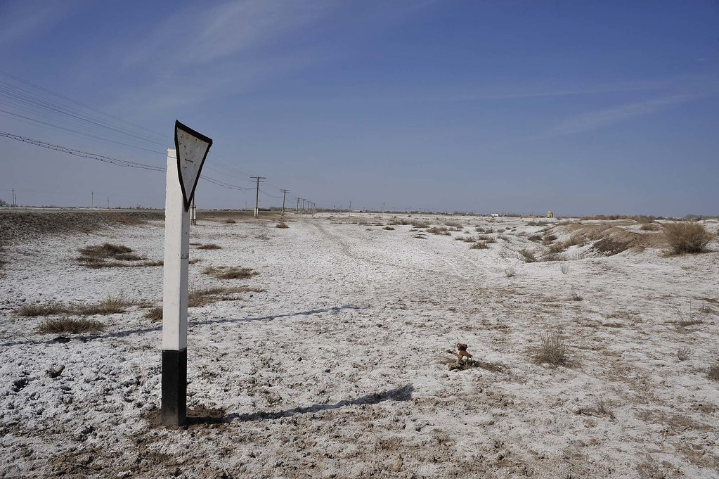 Ouzbékistan Réchauffement climatique Environnement