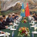 Kazakhstan Chine Kassym-Jomart Tokaïev Visite