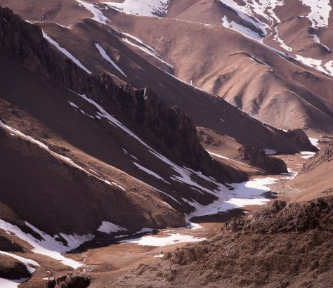Tien Chan Kirghizstan Tach Rabat Montagnes Antoine Béguier
