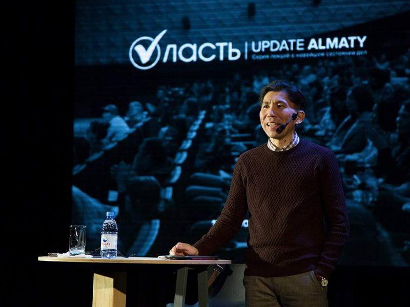 Politologue Satpaïev