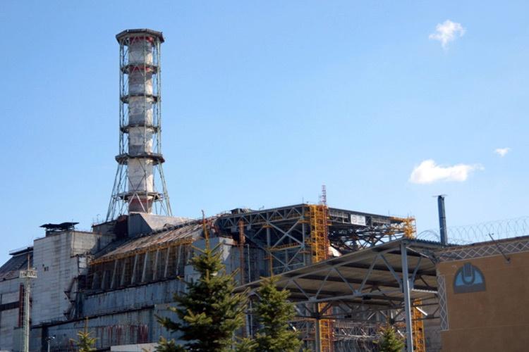 Le quatrième groupe électrogène de Tchernobyl