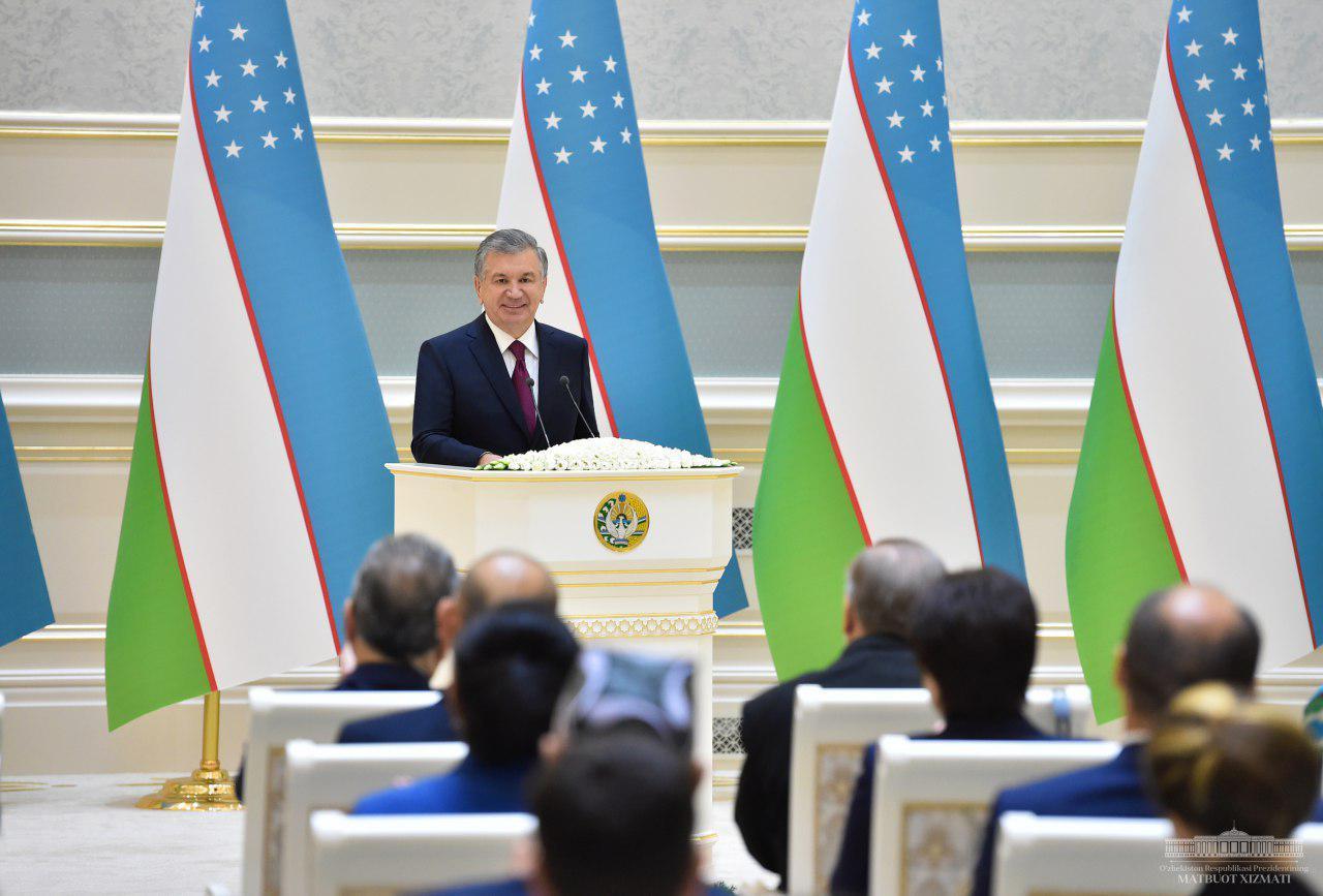 Ouzbékistan destruction habitations patrimoine Chavkat Mirzioïev Politique Régions Société