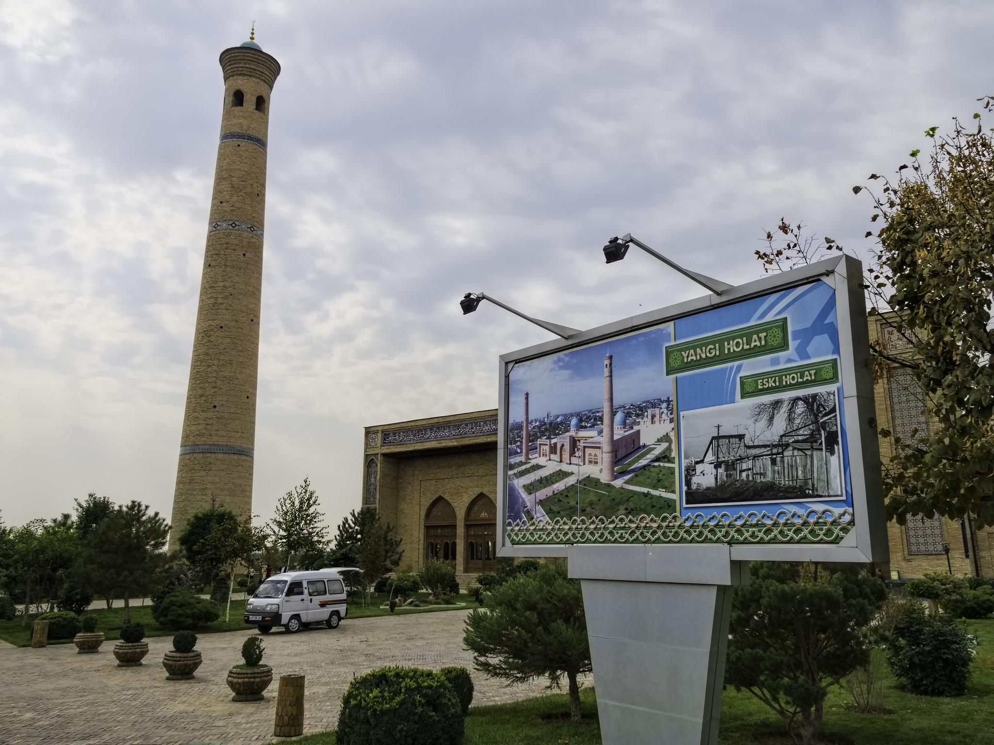 Ouzbékistan destruction habitations patrimoine Chavkat Mirzioïev Politique Régions Société Tachkent
