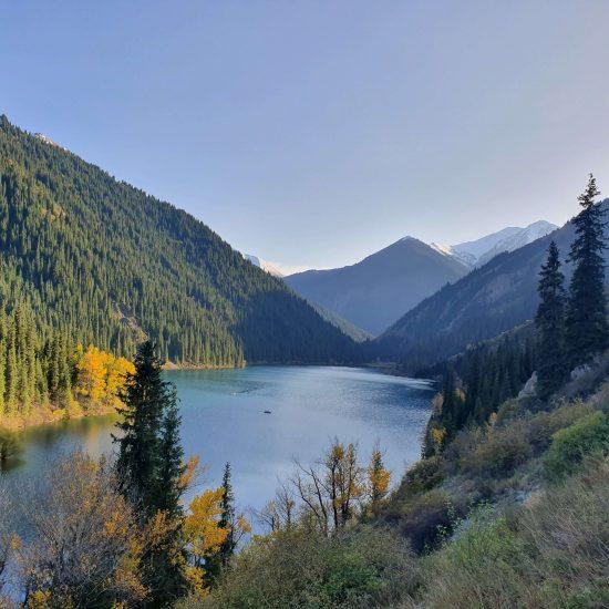 Lac Kolsay Colorado Kazakhstan Photo du Jour