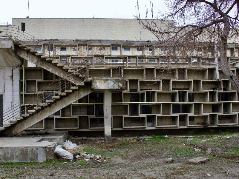 Boukhara Soviétique Ouzbékistan Photo du Jour