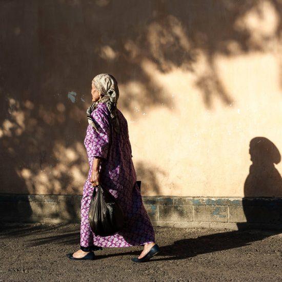 Vieille ville Tachken Ouzbékistan