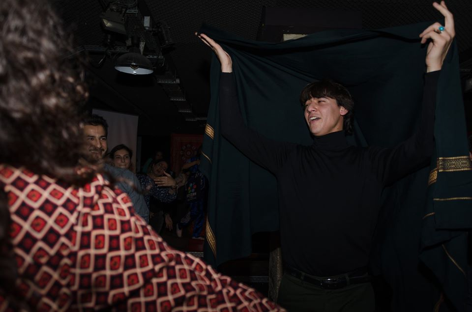 Dance with the Stans Paris Novastan France Soirée Asie centrale