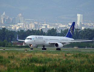 Un vol Almaty-Paris va ouvrir en 2020.