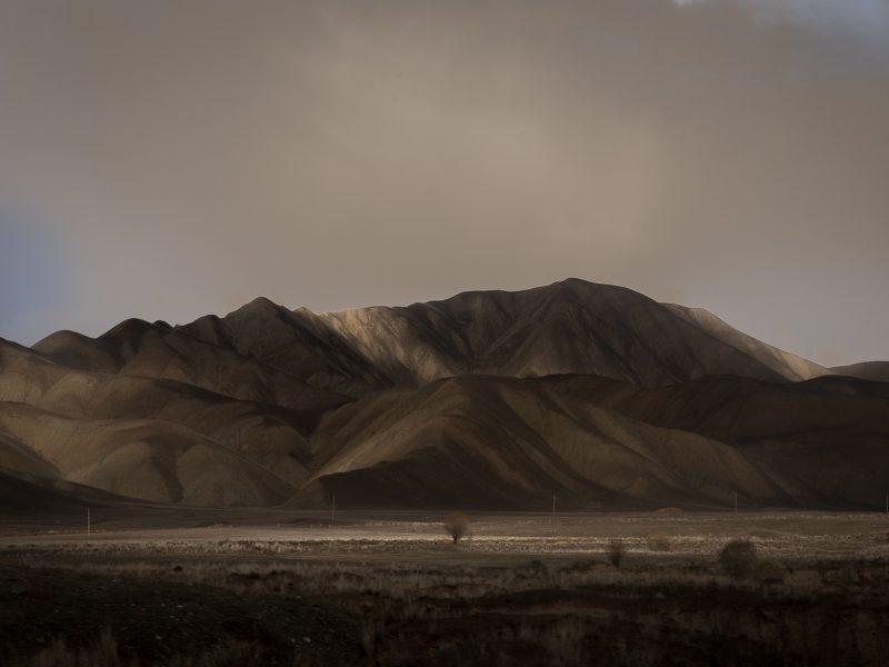 Kirghizstan Paysage Montagnes
