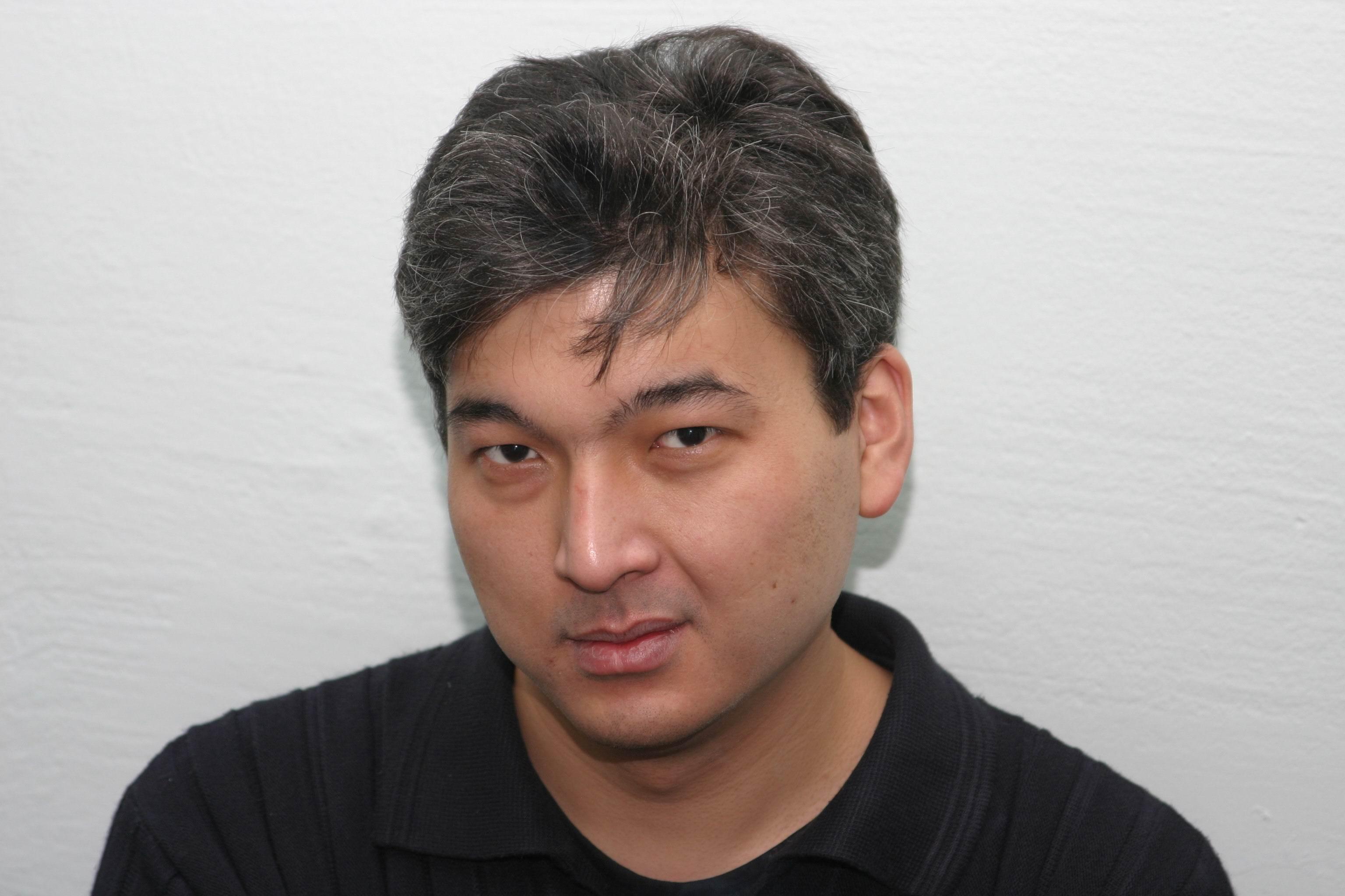 Politologue Achimbaïev