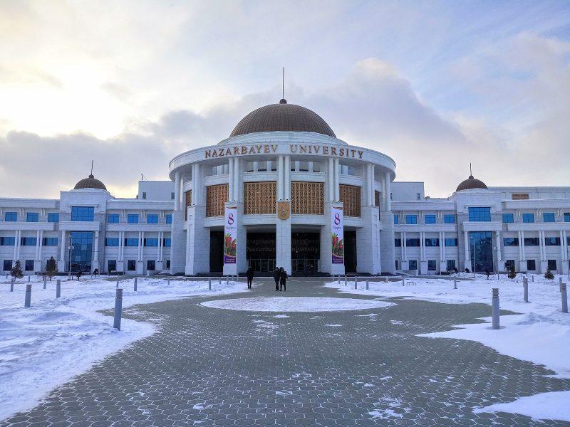 étudiant étranger kazakhstan université