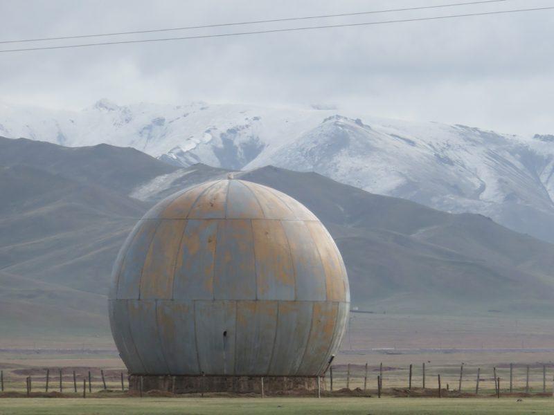 Sarytach Kirghizstan Union Soviétique