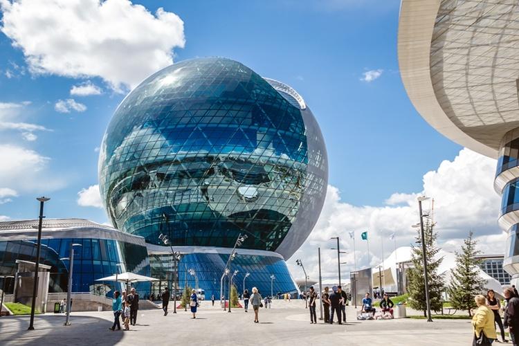 Nur Sultan Kazakhstan Astana Economie Investissement