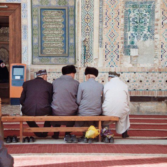 Ouzbékistan Discussions Prière