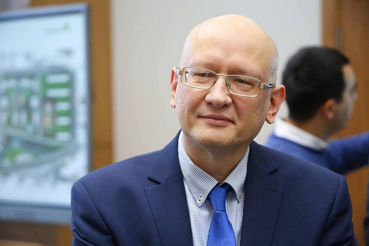 Youliy Youssoupov Ouzbékistan Expert Agriculture