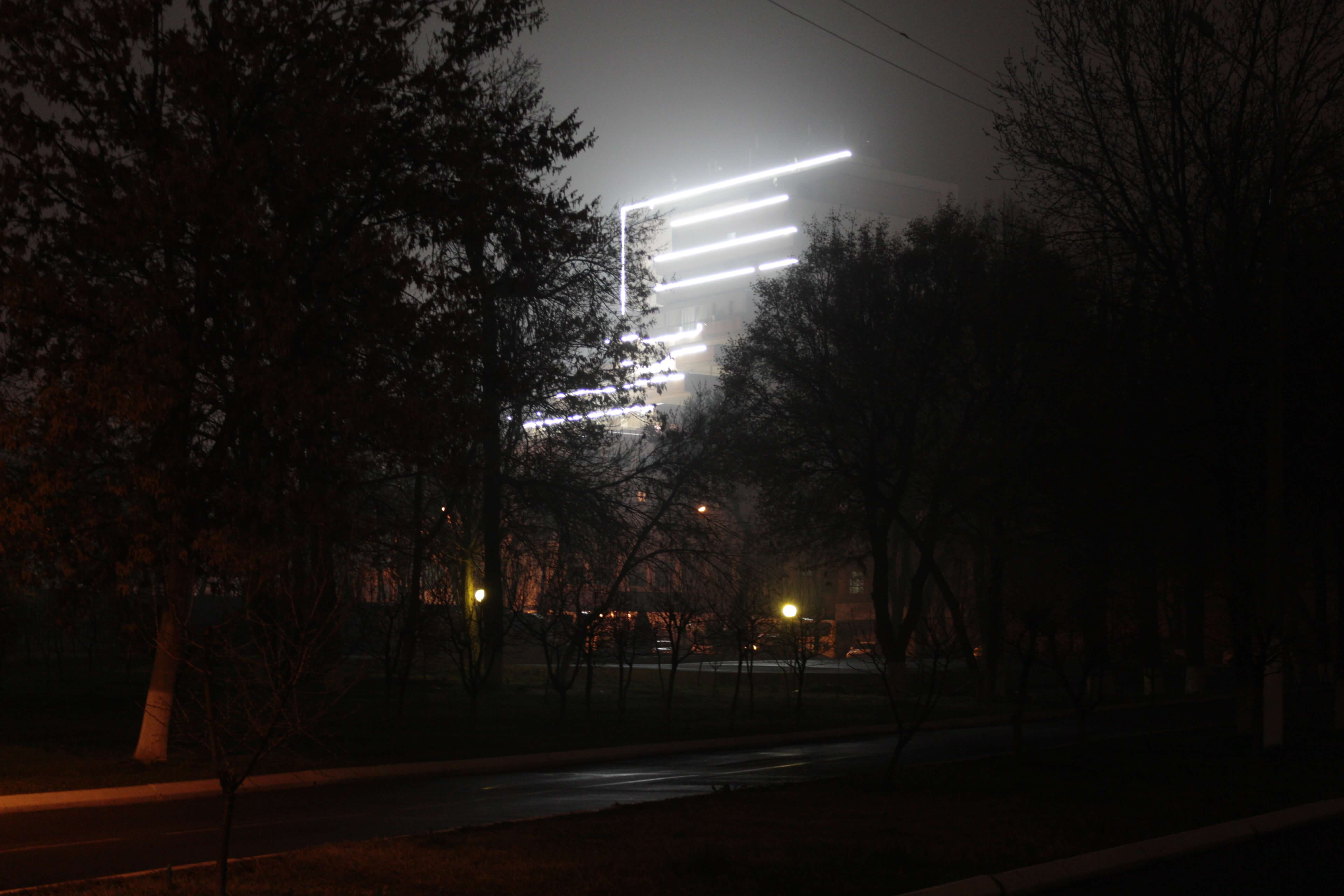 Tachkent Architecture Lumière Ouzbékistan Stanislav Magay