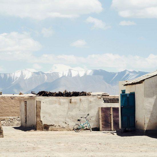 Tadjikistan Pamir Montagnes