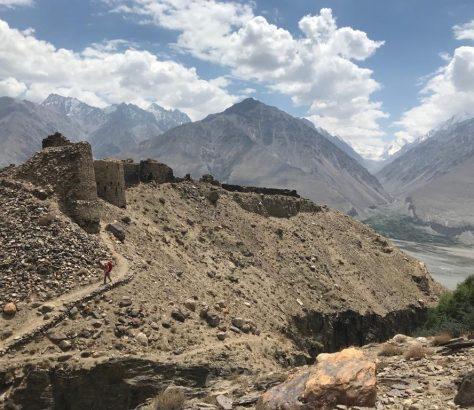 Tadjikistan Wakhan Afghanistan Yamchoun
