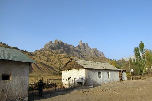 Tchildoukhtaron Tadjikistan