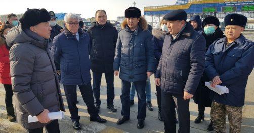 Kazakhstan Khorgos Coronavirus Epidémie Quarantaine