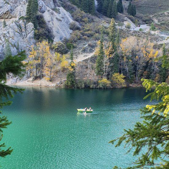 Kazakhstan Kolsay Lac