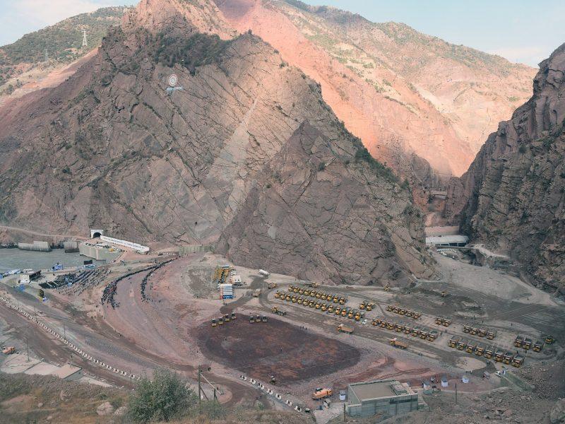 croissance économique PIB Tadjikistan rogun énergie mine