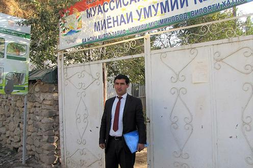 Ramazon Nourov Tadjikistan