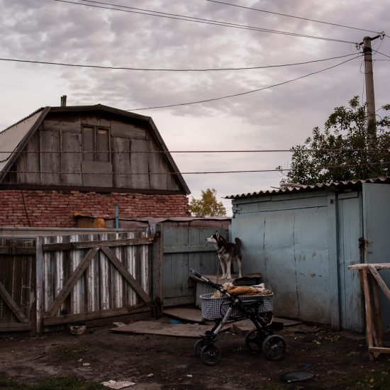 Dans la banlieue de Nur-Sultan