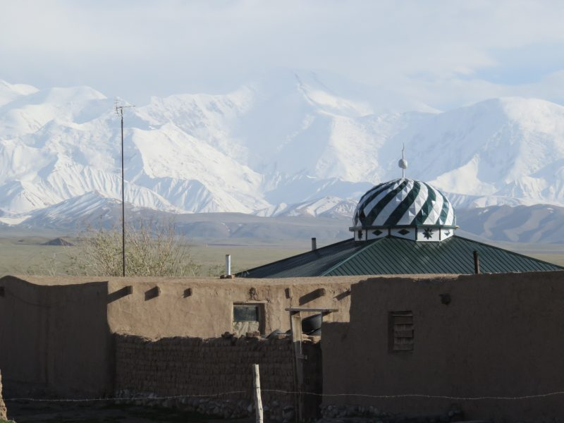 Kirghizistan Pic_Lénine Sary-Mogol